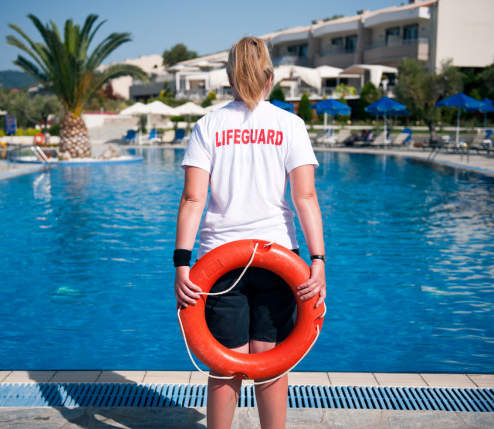 Lifeguard hire